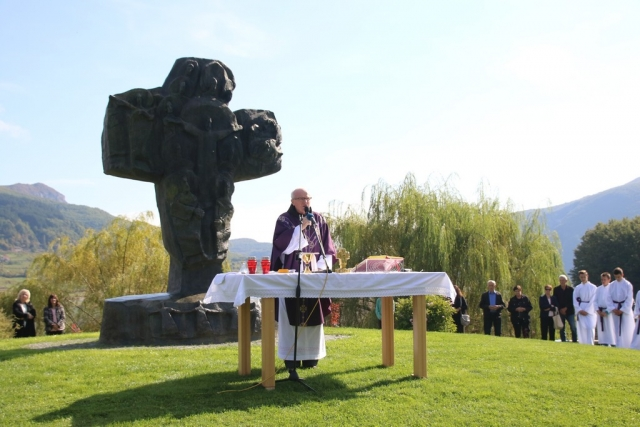 FOTO: Dan spomena na ramske žrtve