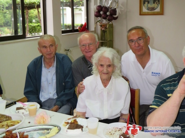 Luce proslavila 100. rođendan