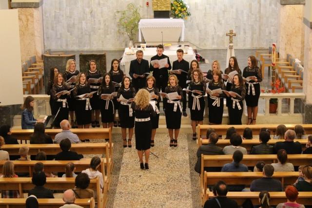 Čuvarice održale 'Uskrsni koncert'