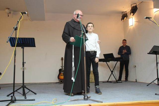 FOTO: Božićni koncert u župi Rama-Šćit