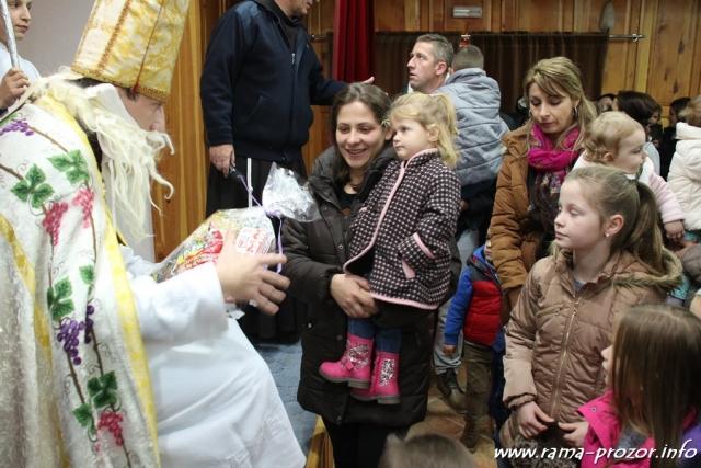 Sv. Nikola u župi Rama-Šćit