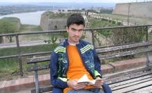 Franjo Šarčević najbolji student Prirodno-matematičkog fakulteta u Sarajevu