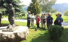 Hodočasnici iz austrijske župe Kufstein-Sparchen u Rami