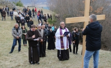 Ramski put križa u Podboru