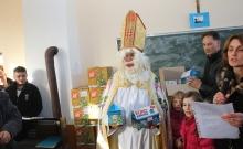 Sv. Nikola posjetio našu župu