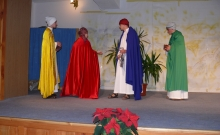 Božićna priredba: Četvrti kralj