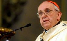 Portir odbrusio papi Franji na telefon: