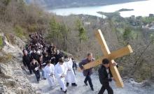Ramski put križa: Uzmi svoj križ i slijedi me