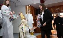 Sveti Nikola posjetio župu Rama-Šćit