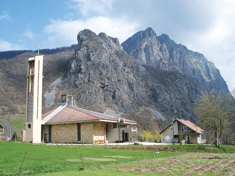 Slikovni rezultat za katolička crkva DOLJANI